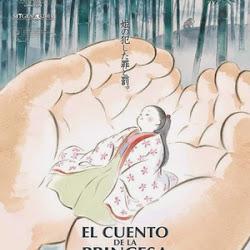 Poster Kaguya Hime no Monogatari 2013