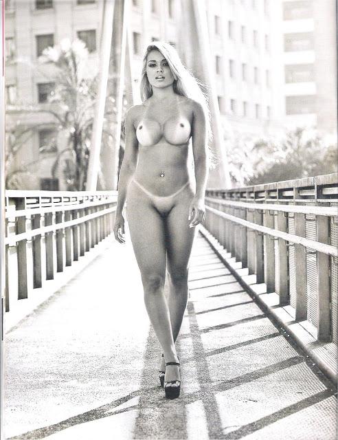 Fotos As Melhores Panicats Pelada Na Playboy Especial De Maio