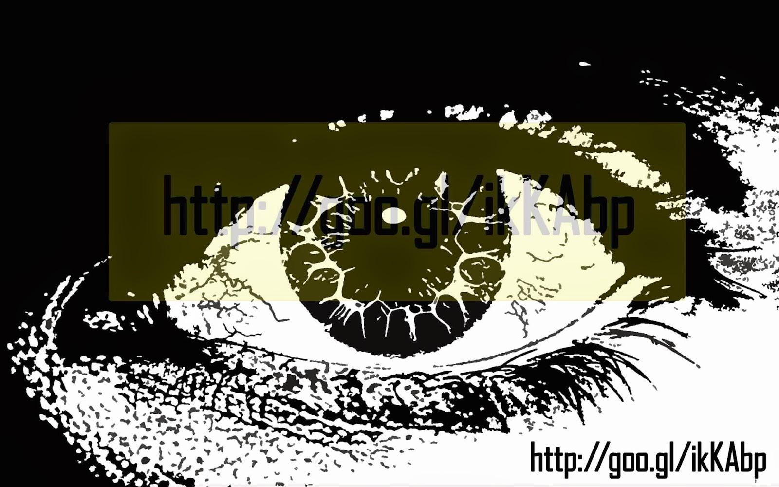 Download Graffiti Eye Stencil