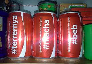 koleksi coca-cola Malaysia