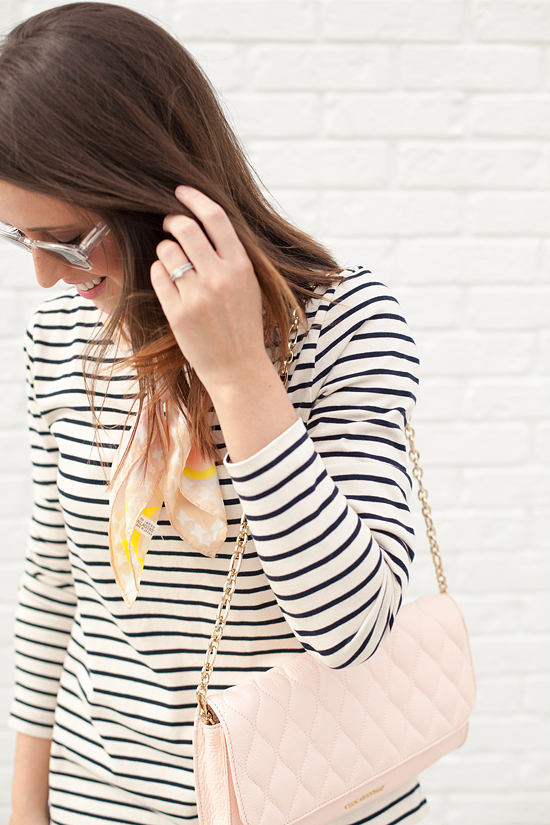 Here&Now: easy stripe style