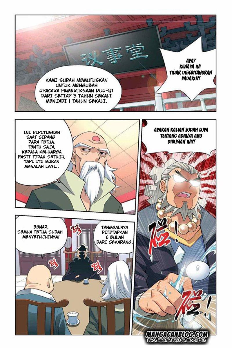 Battle Through Heaven Chapter 04-4