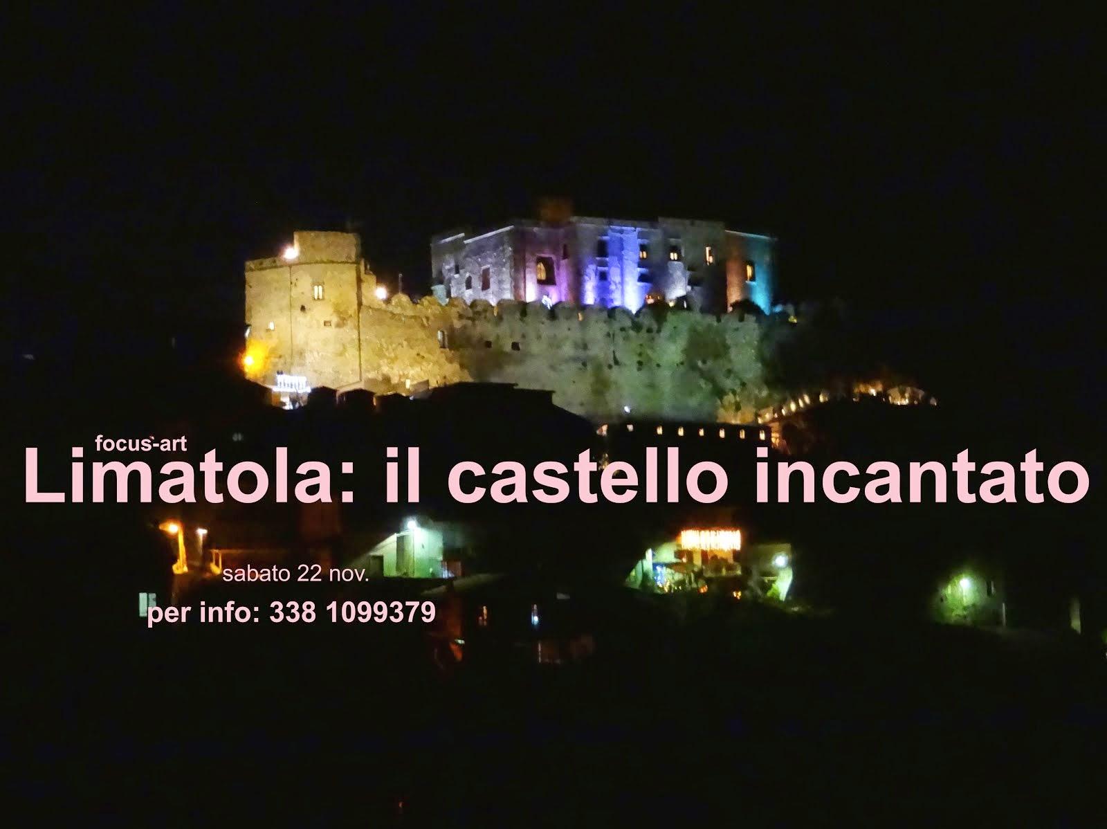 Limatola, il castello incantato