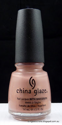 China Glaze Down Under Dusk