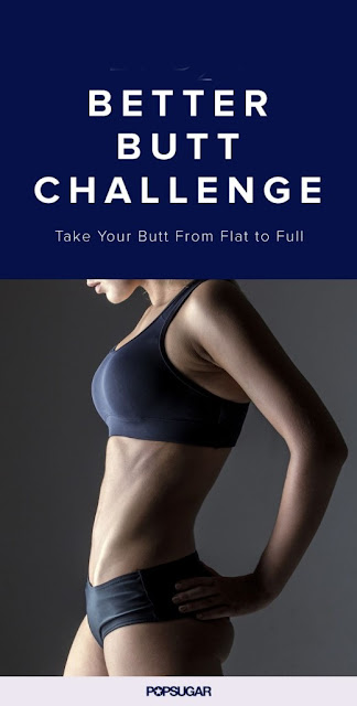 Better Butt Challenge - Take Your Butt from Flat to Full