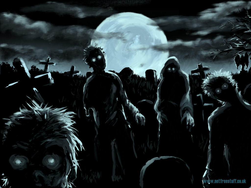 Religious Questions That Zombie Stories Ask UsZombies Wallpaper