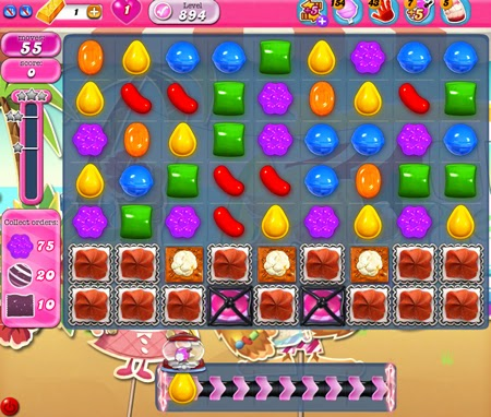 Candy Crush Saga 894