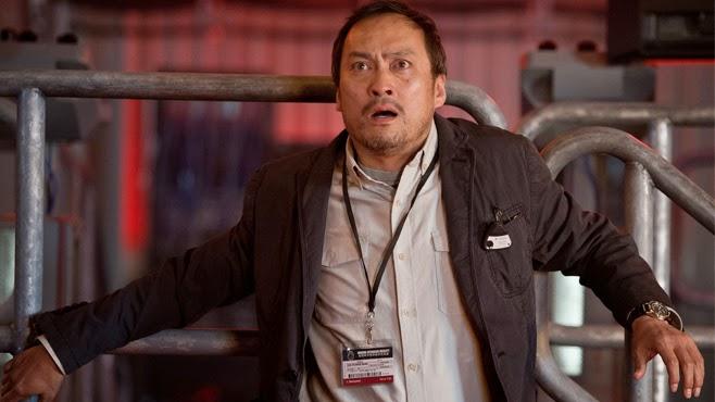 Ken Watanabe Godzilla 2014