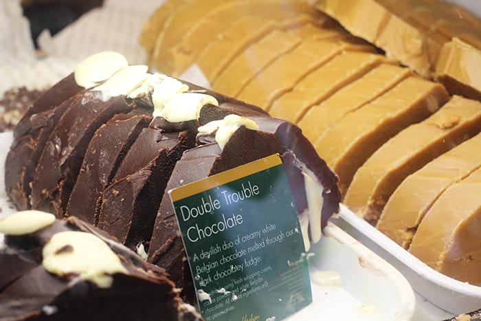 Windsor Castle Great Park History Queen Fudge Kitchen Caramel Chocolate