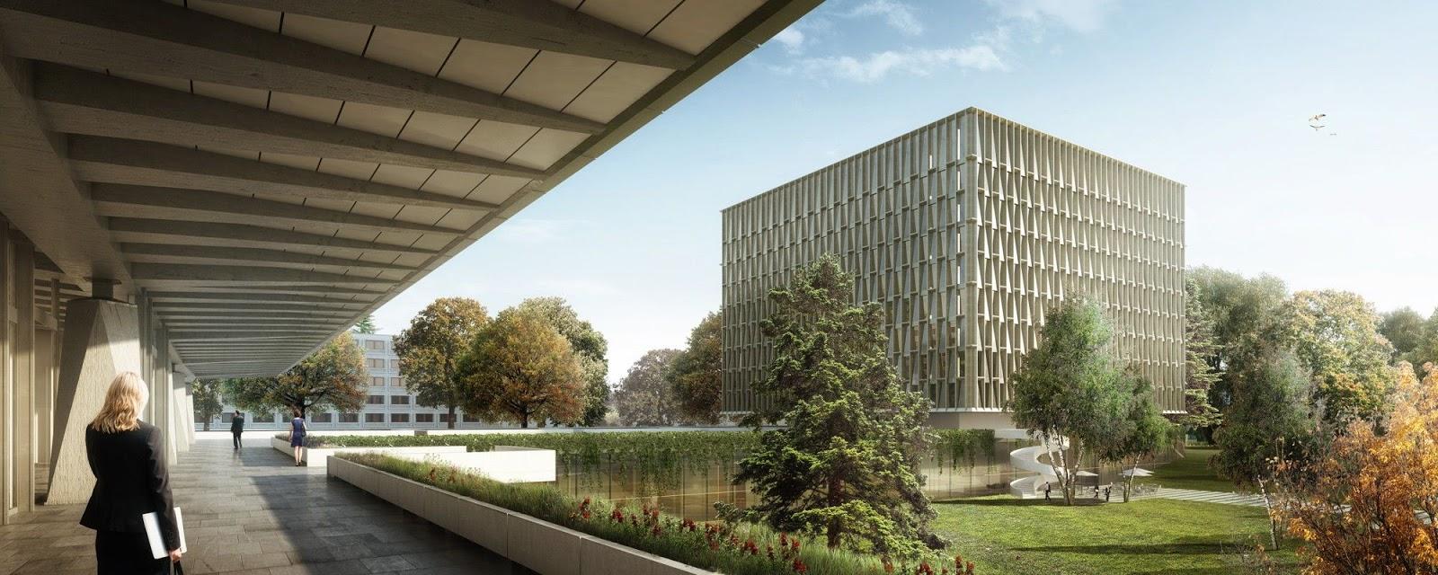 Berrel berrel kr utler architekten a f a s i a for K architecture geneve