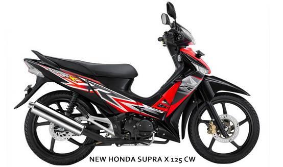 Kumpulan Model Motor Honda Terbaru 2013 (Lengkap) | Catatan Harian ...