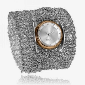 Orologio Breil Infinity Quadrante silver