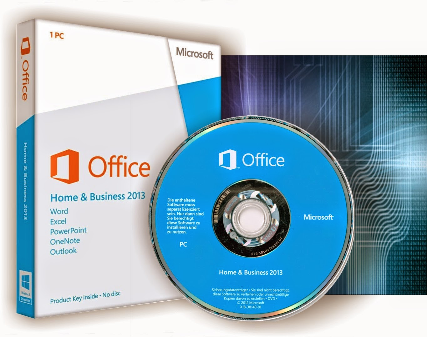 Office home and business 2013 32 64 spanish latam em notto - Upgrade office 2013 home and business to professional ...