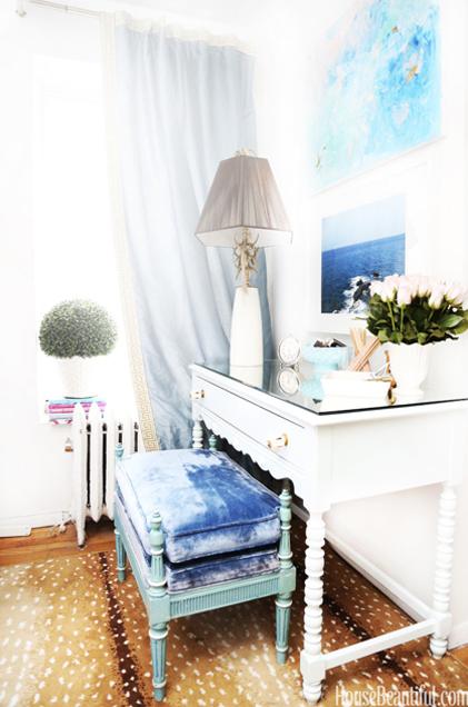 Blue Carpet Room Ideas