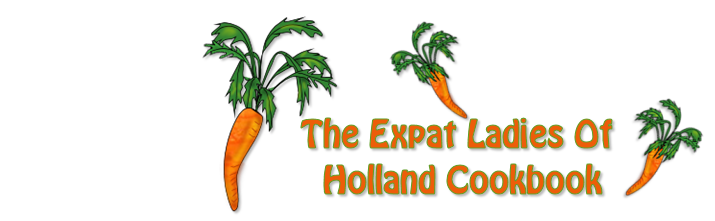 The Expat Ladies Of Holland Cookbook