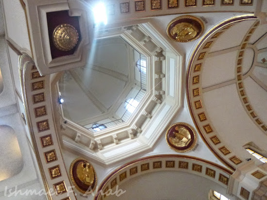 Dome of Quiapo Church