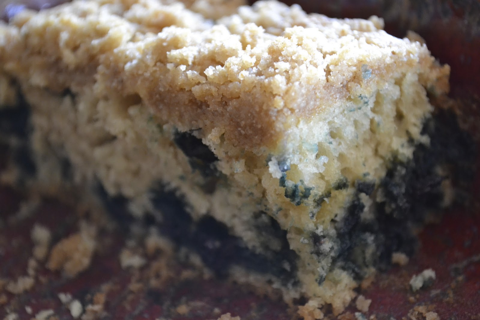 Coffee Crumb Cake With Buttermilk