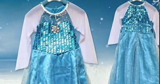 Baju Baby Murah & Cantik: Frozen - 48.3KB