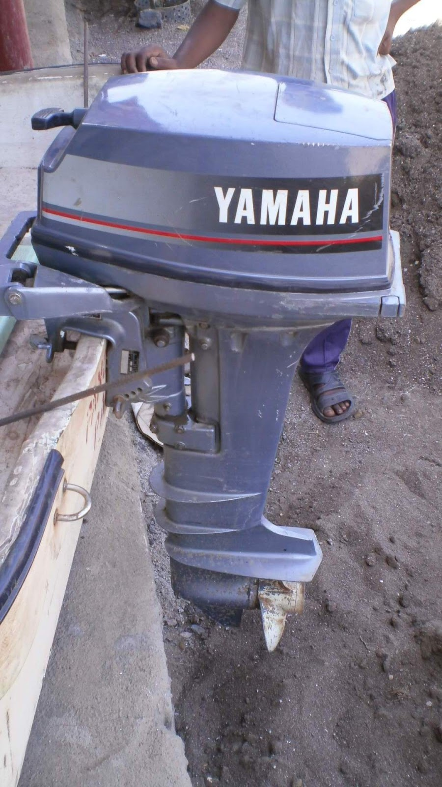 15 hp yamaha second hand used outboard boat engine for Yamaha outboard motor dealers