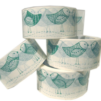 heart zeena printed textiles sticky tape printed illustrated folksy