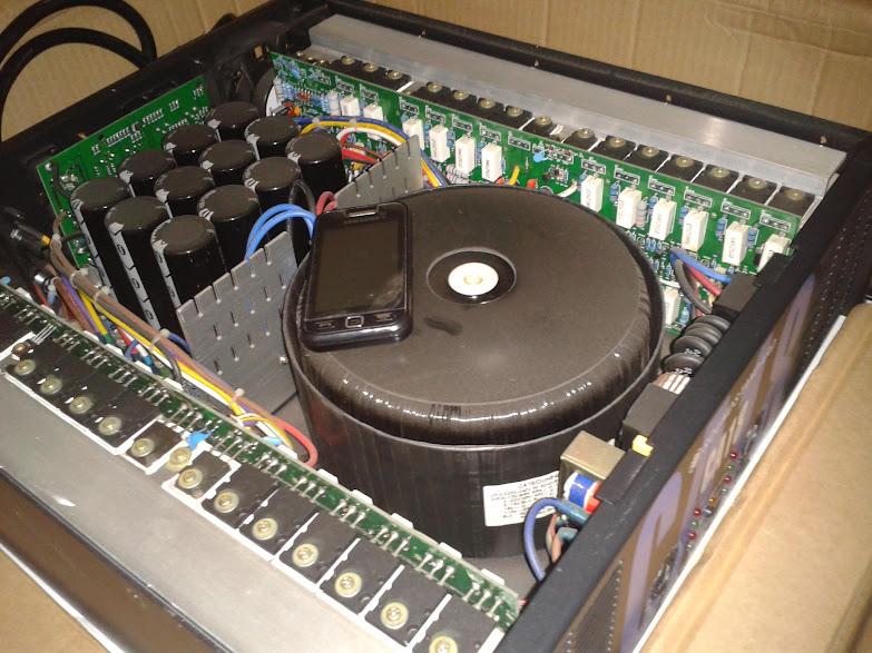 Review Power Amplifier CA 18 Copy Wijaya ProSound