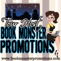 Book Monster Promotions Tour Host
