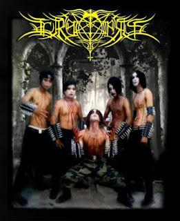 Kronis 666 Band Extreme Black Metal majalengka Foto Logo Wallpaper