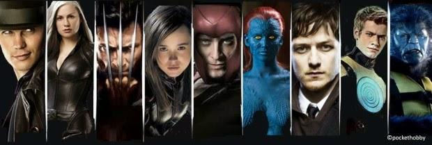 Pocket Hobby - www.pockethobby.com - #HobbyNews - X-Men Dias de um Futuro Esquecido - Versão Estendida - e muito mais
