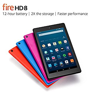 April Kindle Fire