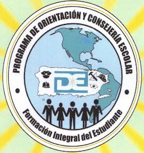 Logo Programa de Orientacion y Consejeria