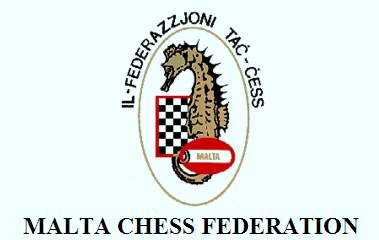 Escudo de la Federación de Ajedrez de Malta