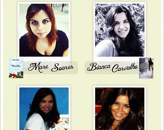 Tarde de autógrafos com quatro autoras no Rio de Janeiro