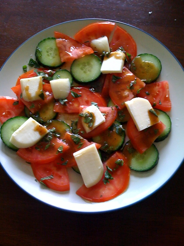 Farmer's Market Lunch Salad