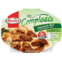 Hormel Compleats Microwave meal