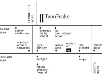 Twin Peaks Condo