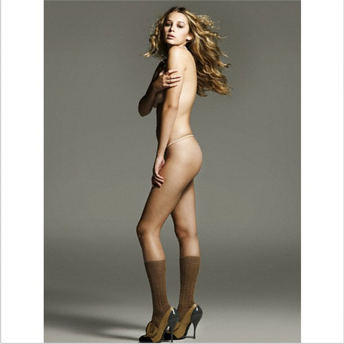 Keeley Hazell desnuda - Fotos y Vídeos -