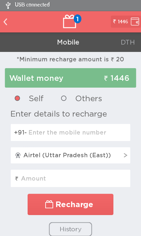 ladooo free mobile recharge