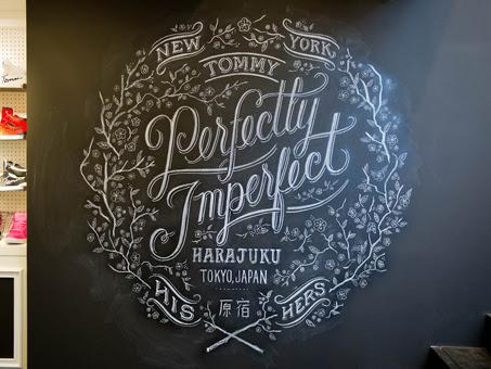 Monday Inspiration: Handmade Lettering by Dana Tanamachi