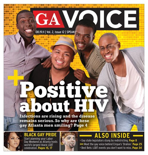 ... refuge, and resources such as HIV testing to Atlanta black gay men.