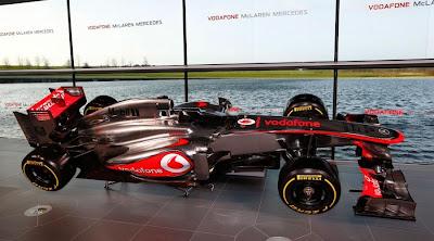 McLaren MP4-28 2013 Side 2