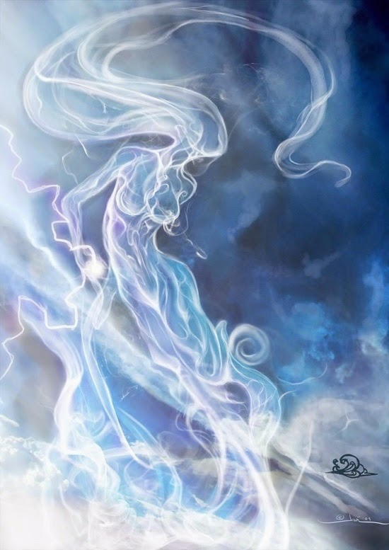 CARPE DIEM HAIKU KAI Carpe Diem Sylph Spirit Of The Wind - Wind spirit