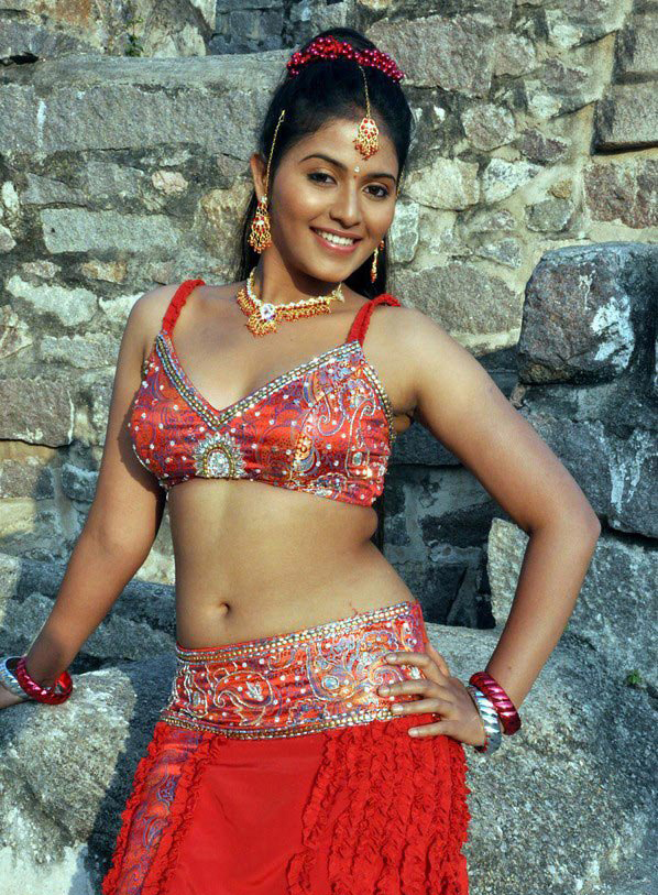 Anjali hot boobs actress