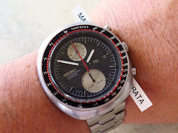 SEIKO CHRONOGRAPH UFO - AUTOMATIC 6138 - PART B