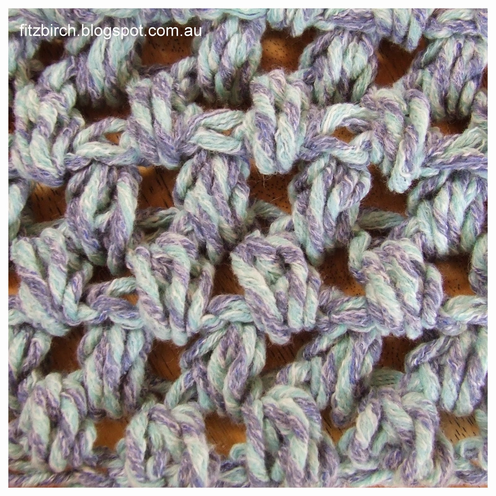 Crocheting Clusters : Cluster Crochet Cowl