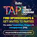 TAP by Seeties - Find sponsorships & get invited to Parties!
