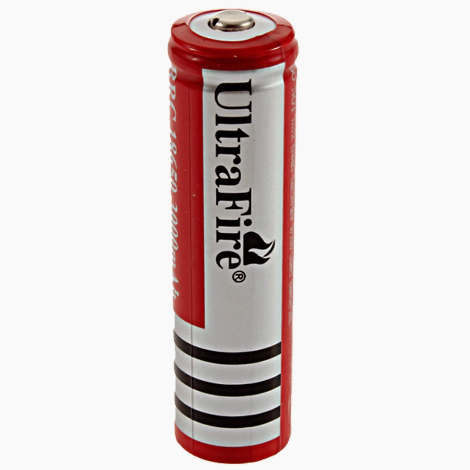 1 2 4 10 PCS 3000 3200 3800 4000 4500 5300mAh 18650 3.7V batterie UltraFire GTL