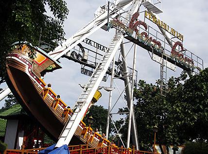 Tempat Wisata di Jakarta Taman Impian Jaya Ancol