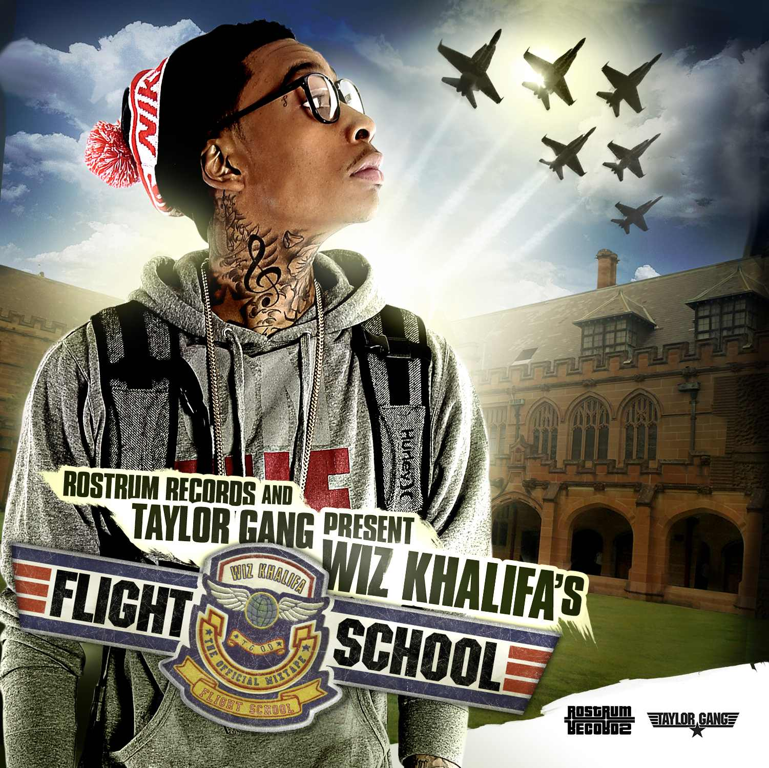 Wiz Khalifa – Teach You To Fly (Mp3 Download)