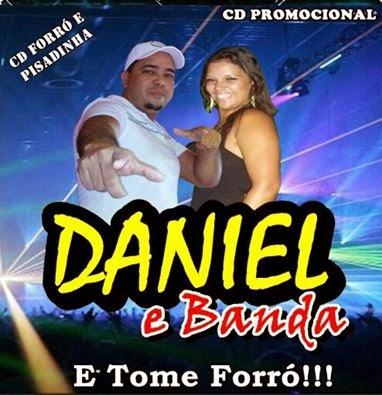 DANIEL E BANDA LANÇA NOVO CD
