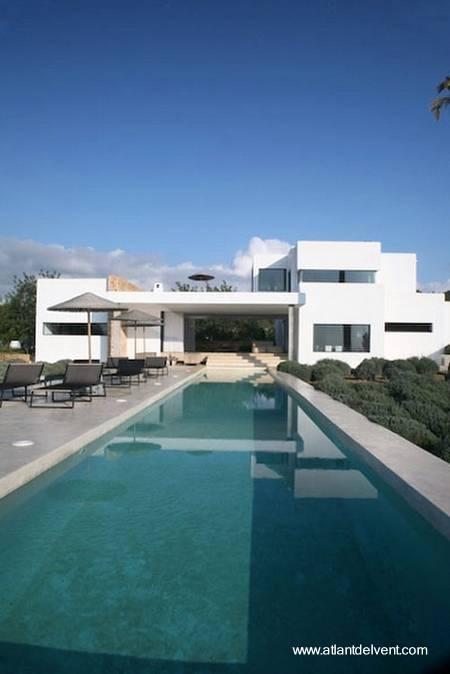 Arquitectura de casas fotos de piscinas modernas for Arquitectura de casas modernas